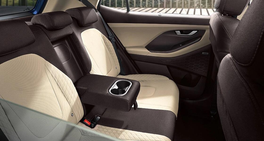 creta su2 design interior brown beige two tone pc