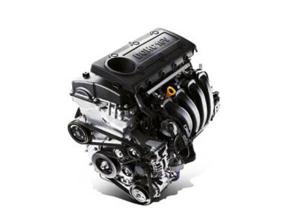 2.4 MPi Gasoline Engine
