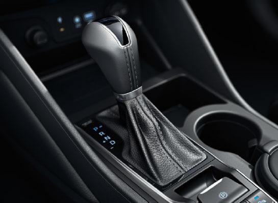 8-speed Auto Transmission