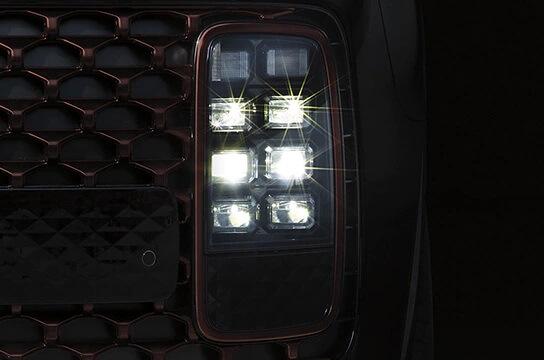 staria us4 conveniencefull led headlamp original