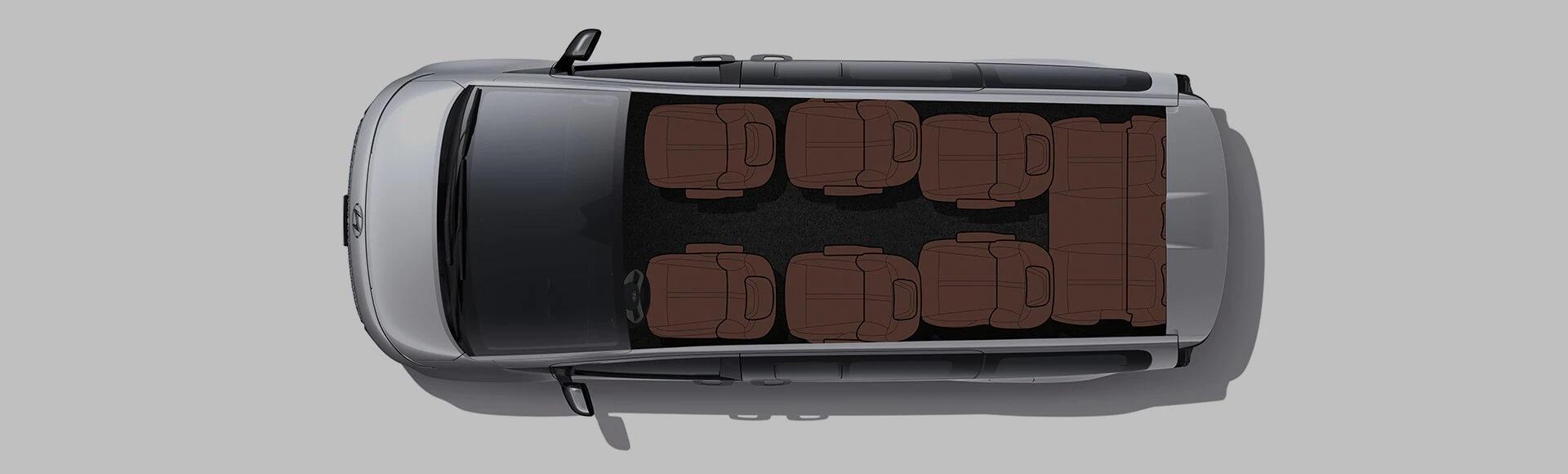 staria us4 premium 9 seater accordion pc